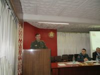выступление подполковника Зайцева В.Б.