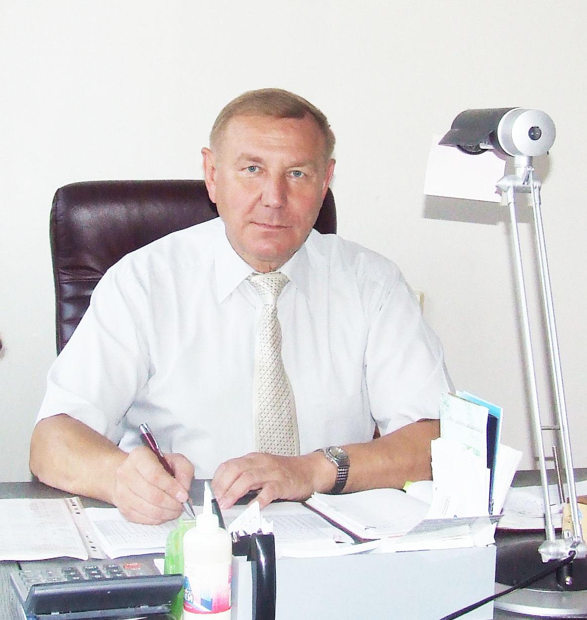 Баканов Анатолий Александрович